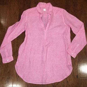 GAP Popover Linen Tunic